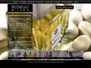 Millefiori Fragrances And Room Diffusers